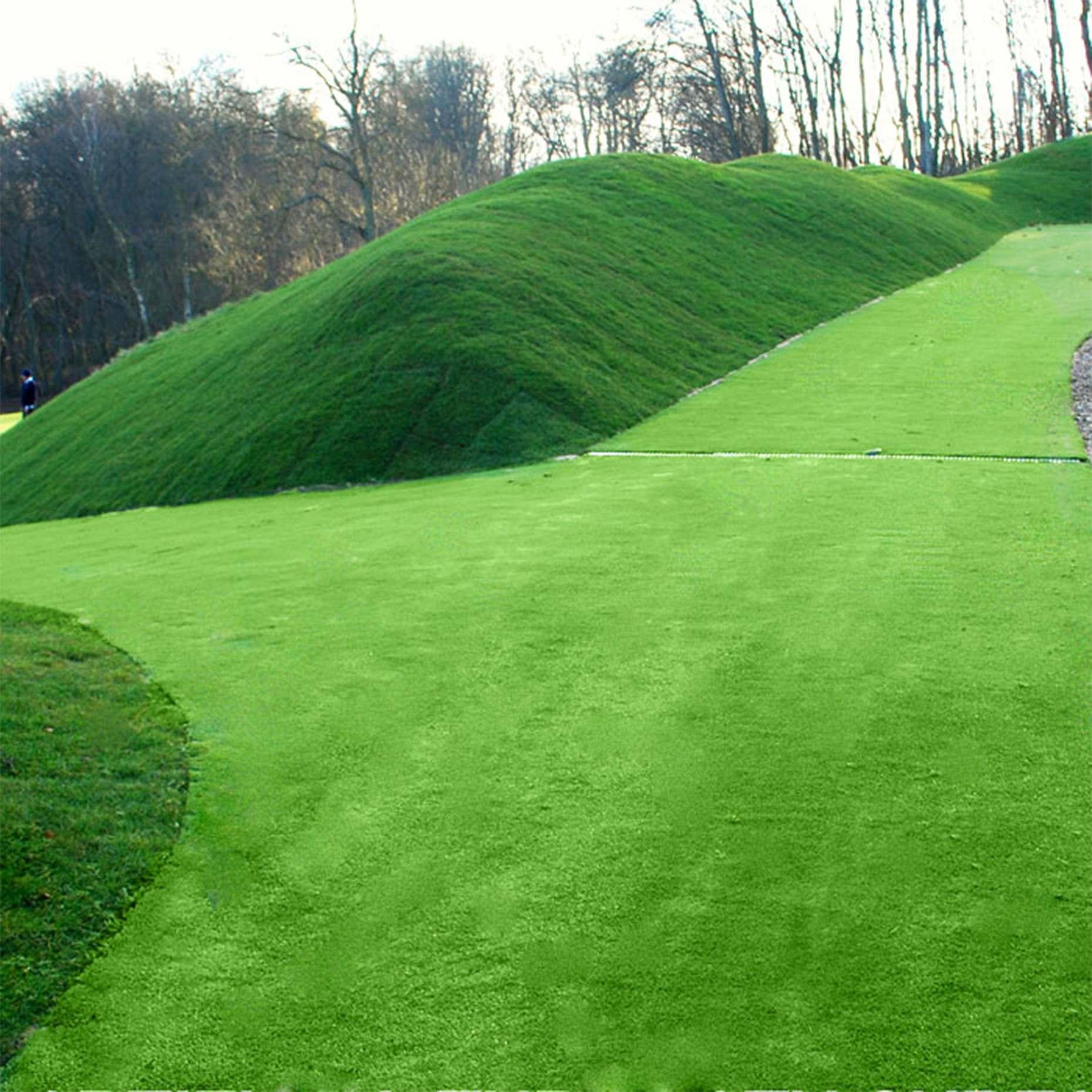 Artificial Grass Golf Walkway Golf Course Grass Net