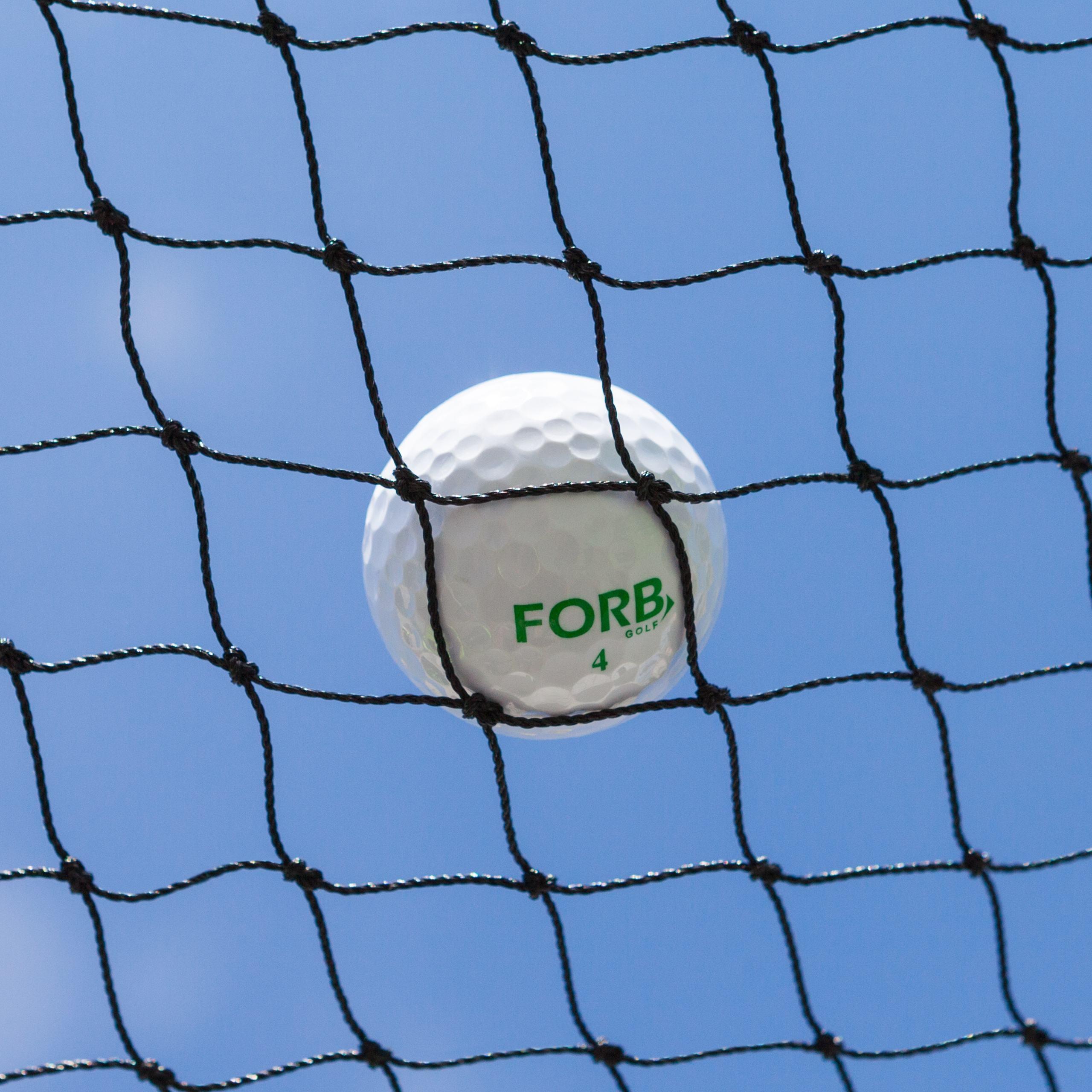 Golf Driving Range Boundary Protection Netting Net World