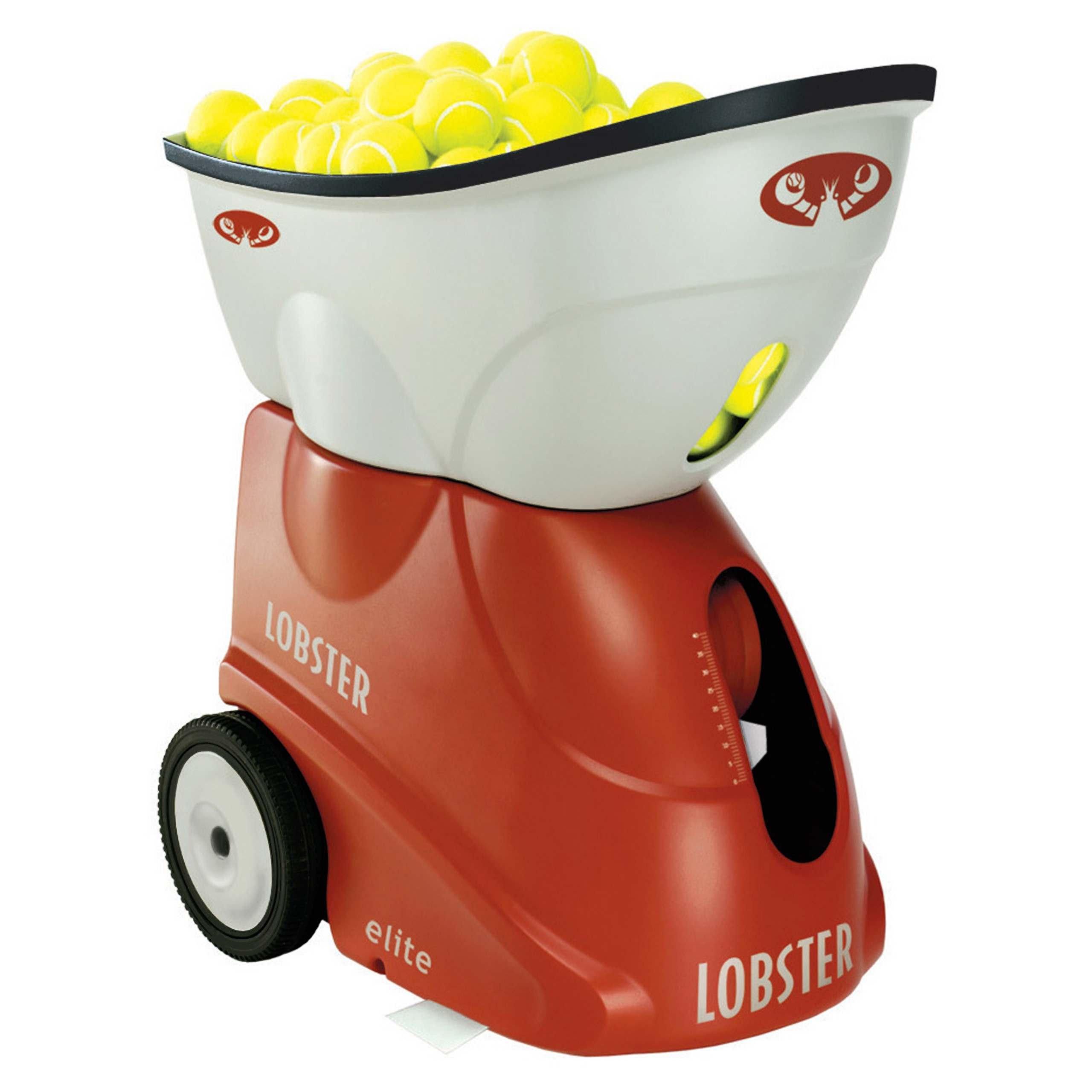Lobster Elite 2 Tennis Ball Machines Net World Sports