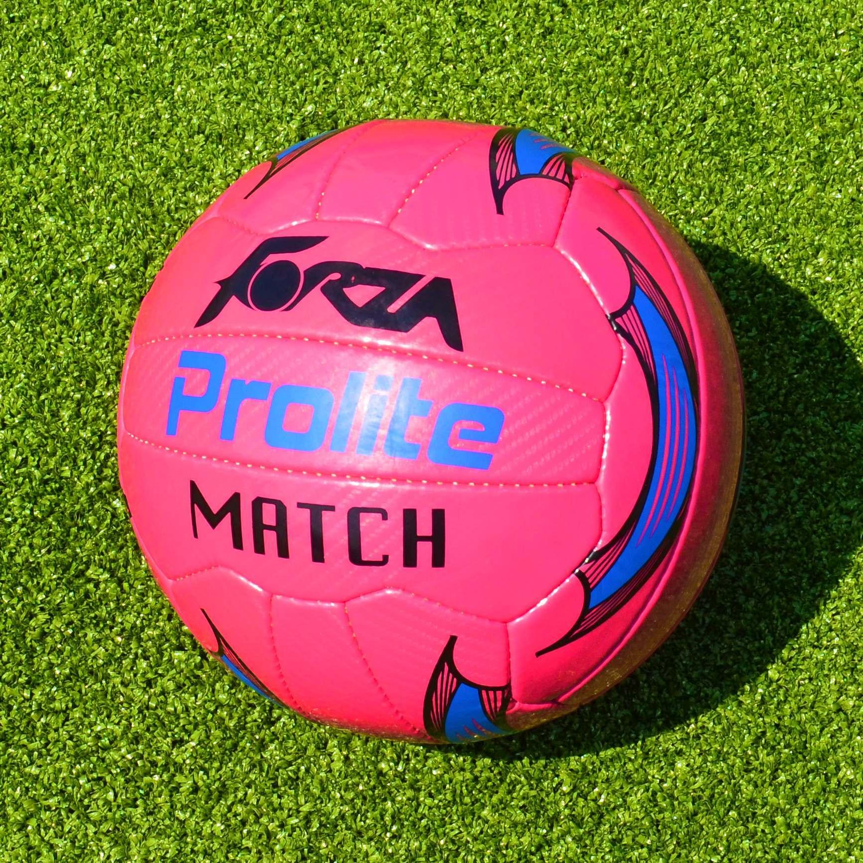 Forza Prolite Match Football Net World Sports