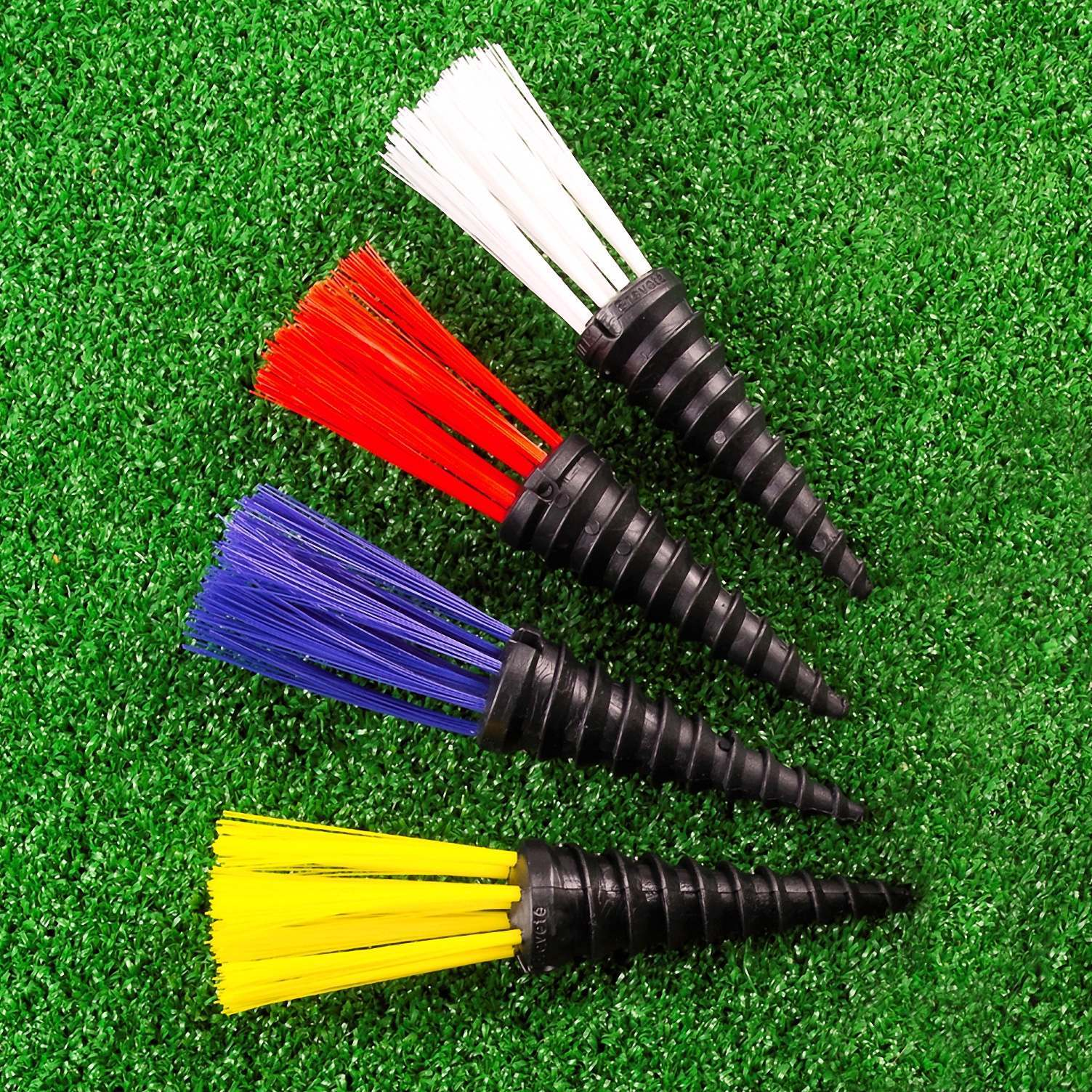 Plifix Grass Marking Tufts 25 Pack Sports Pitch Ground