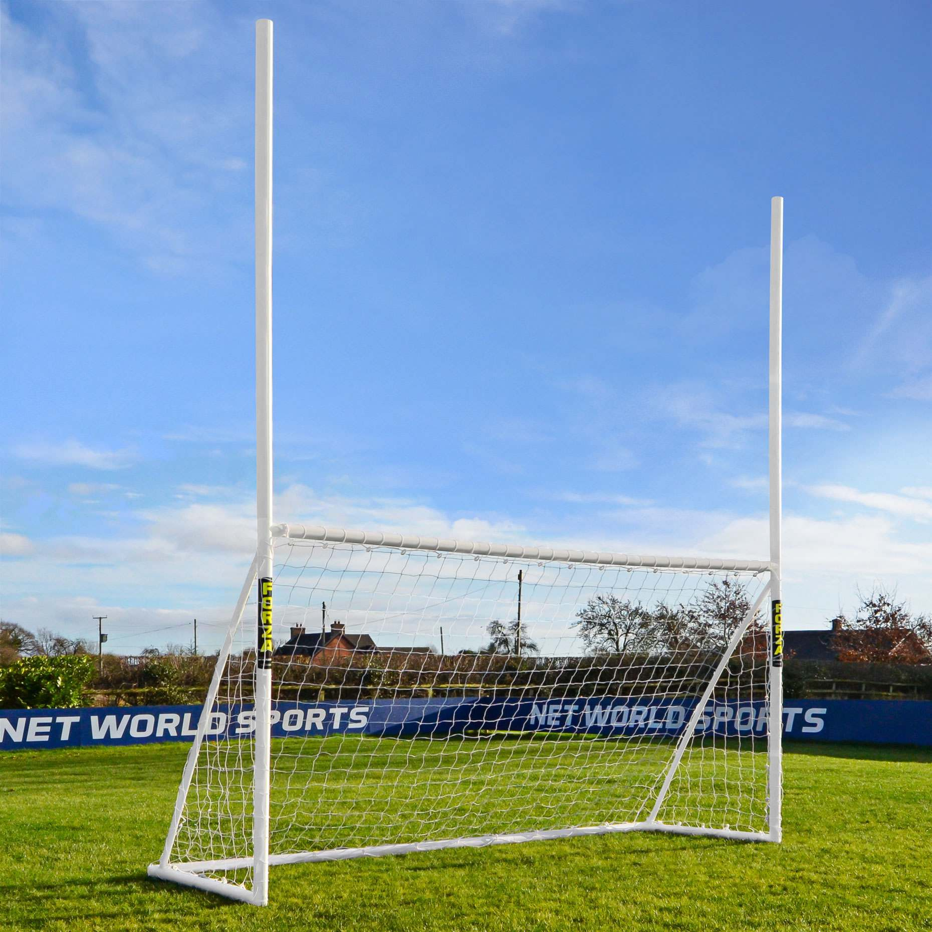 Multi Sport Football Amp Rugby Garden Goal Posts 12 X 6