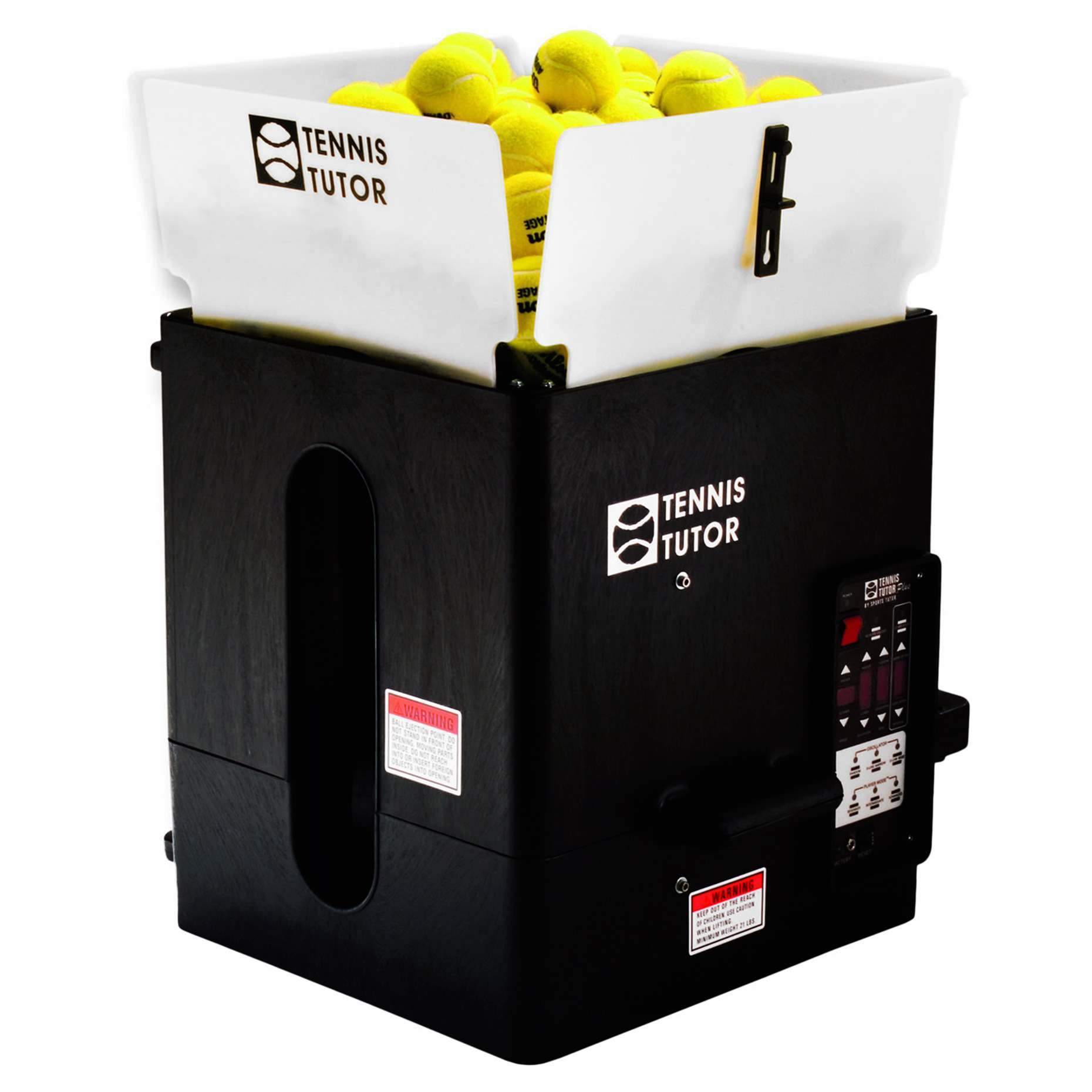 Tennis Tutor Tennis Ball Machine Net World Sports