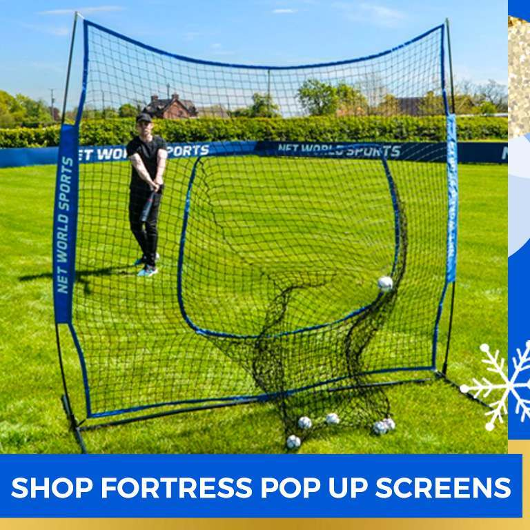 Fortress Pop Up Screens