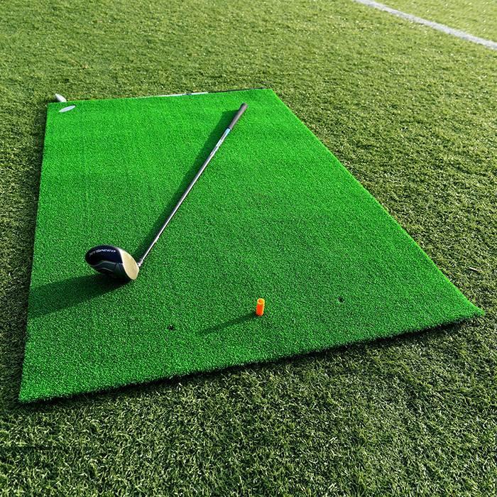 Forb Academy Golf Practice Mat Golf Stance Mat Net