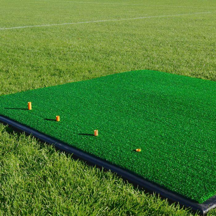 Forb Driving Range Golf Practice Mat Golf Mats Net