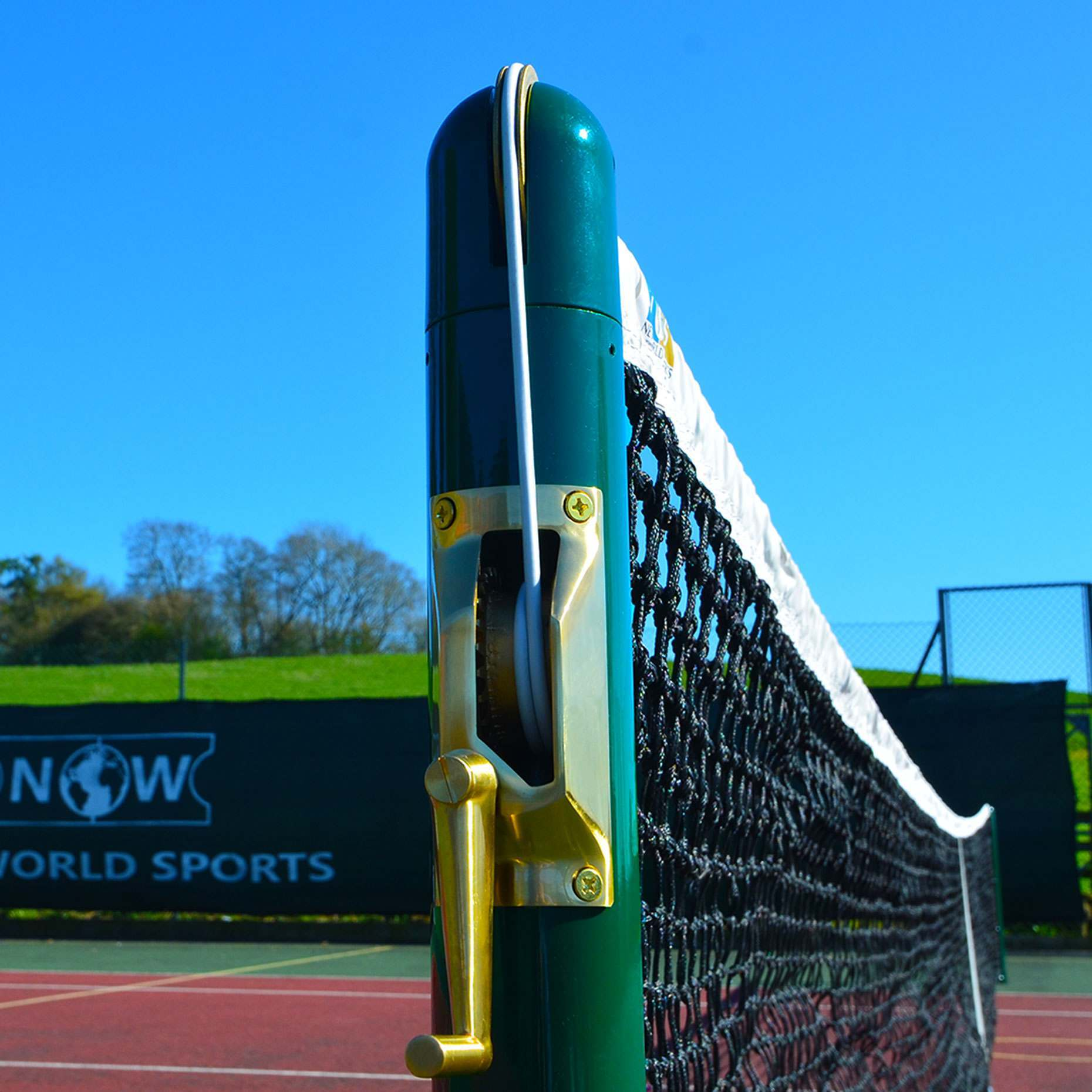 FORTIS Round Tennis Posts